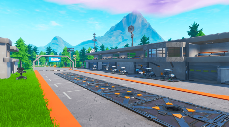 Fortnite Map Codes Outdoor ATK Karting