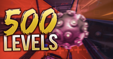 Fortnite Map Codes 500 Level Deathrun