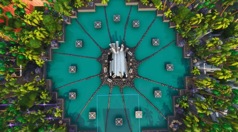 Fortnite Map Codes Hunger Games Arena